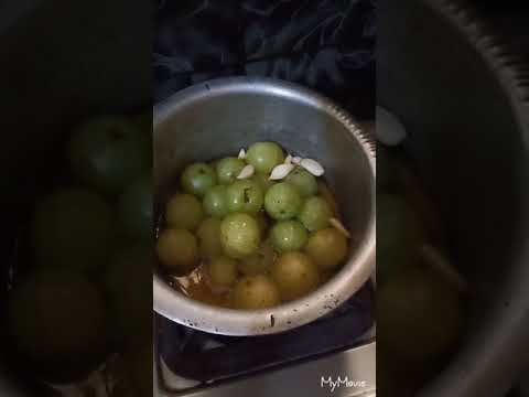 How to make usiri pickle