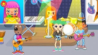 Musical Instruments for Kids – Pepi Super Stores Game -  From Baby Teacher