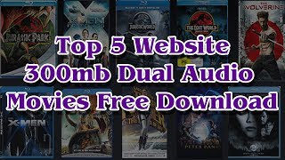 How To Download 300 MB Dual Audio Hollywood Movies