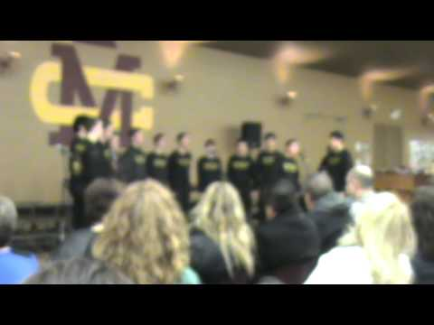 The Longest Time by the Montini Catholic High School ACafellas - 02/19/2014