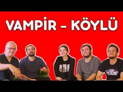 Vampir & Köylü Oynadık - Vampir Kim? - Siz De Tahmin Edin
