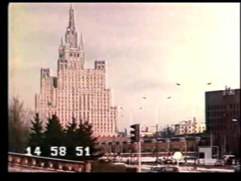 Межпрограммная пауза 1 канал Останкино 1993 год