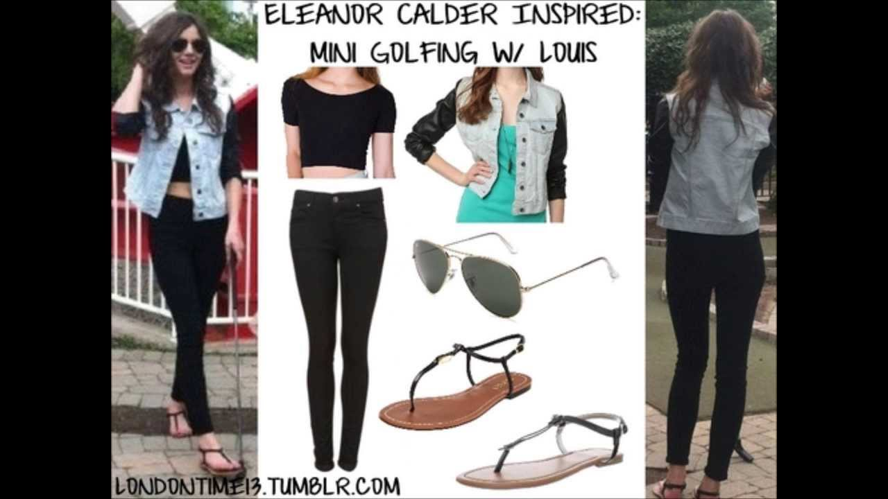 Perrie Edwards Steal Her Style 2014 Eleanor Calder Steal Her Style