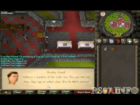 RuneScape - 2007 - Monk's Friend Review Thumbnail