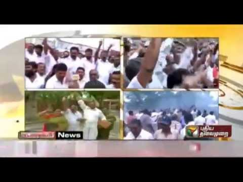 Celebrations galore at Jayalalithaa's acquittal
