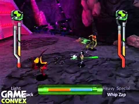 Ben 10: Alien Force PS2 5 Plumber Trouble