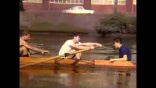 1968 MUBC Intervarsity Lightweight 4 Training