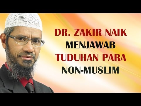 Tentang Ayat Perang Dalam Al-Qur'an | Dr. Zakir Naik