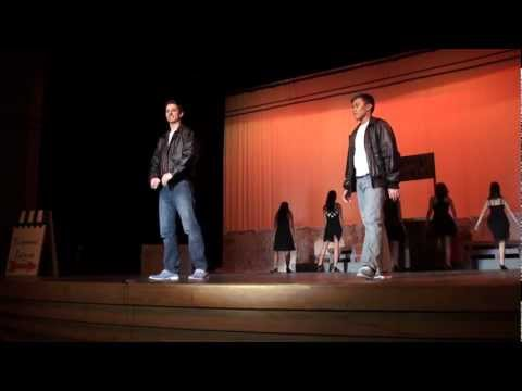 """All Shook Up"" (The Power Of My Love) Long Reach High School"