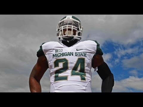 The Supreme Le'Veon Bell Highlights (2013 Draft Pick 48th Pick - Pittsburgh Steelers)