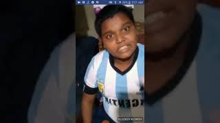 Messi vs Neymar, ,Argentina vs Brasil. Funny video
