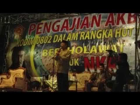 Terlaris  Pengajian Gus Ali Gondrong; Memorize Di Kodim 0802 Ponorogo video