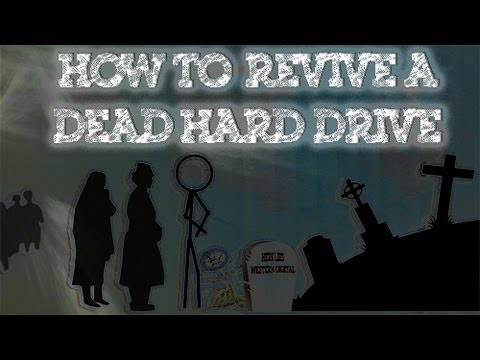 Tinkernut - Reviving A Dead Hard Drive