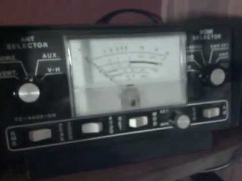 CB radio Pearce Simpson Super Panther DX