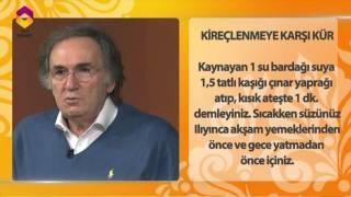 Prof. Saraçoğlu'ndan Kireçlenmeye Karşı Kür