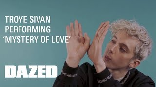 Download Lagu Troye Sivan recites 'Mystery of Love' Gratis STAFABAND