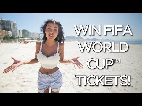 FIFA World Cup™ Tickets Giveaway!