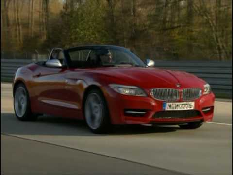 2011 BMW Z4 sDrive35is Video