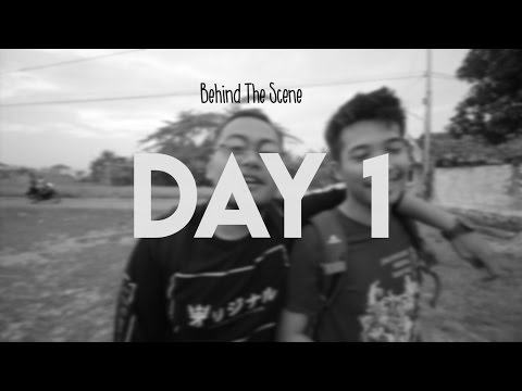 Behind The Scene - Teman ke Surga (DAY 1)