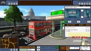 Bus Driver Gold - Bus 59 - History Trail [Full HD 1080p]