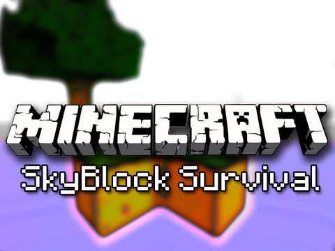 Minecraft: SkyBlock Survival Ep. 17 – Challenge Complete