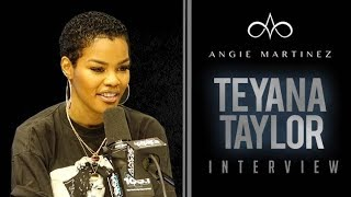 Teyana Taylor Talks Having a Three Way, Changes To Her Album, + more!