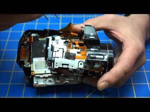 Sony Handycam Repair HDR-HC9 C:32:11 Error - Full Length