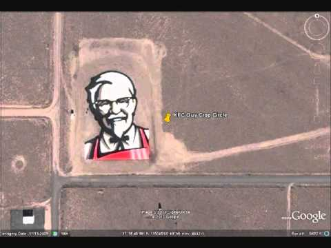 google earth secrets 20102011 part 2 crop circles with