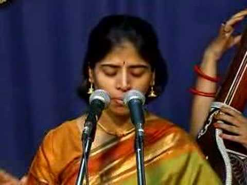 Kiranavali: Carnatic (South Indian Classical) Vocal Recital