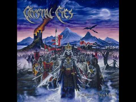 Crystal Eyes - Witch Hunter