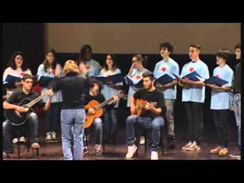 W LA COSTITUZIONE - PER UN'EUROPA DEI DIRITTI: Libertà e partecipazione - Coro Gullace Talotta