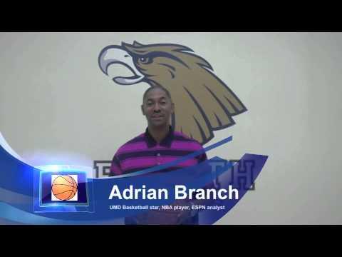 2013 Adrian Branch Basketball Camp