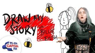 Billie Eilish: Draw My Story | Capital