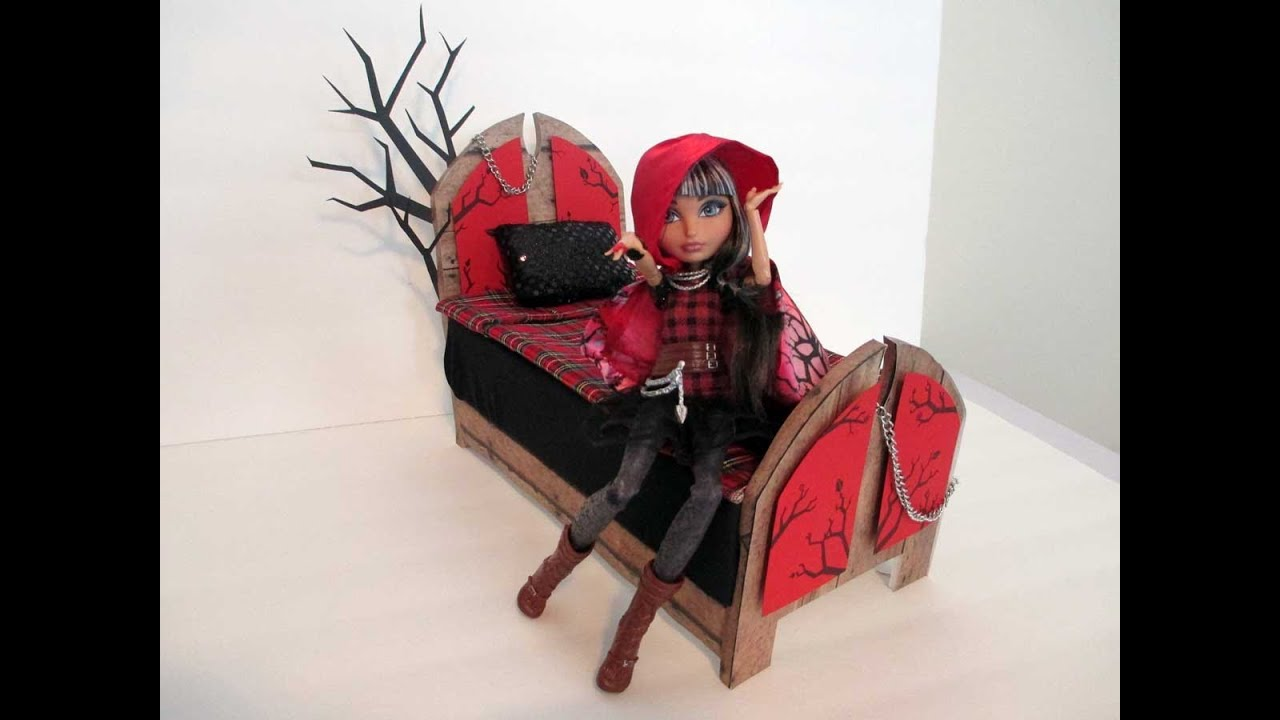 The gallery for -- Ever After High Cerise Hood