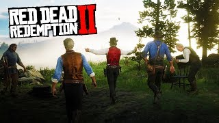Red Dead Redemption 2 New Hands On Details: Story, Animations, Fatigue & Item Quality Rating!