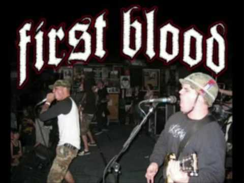 First Blood - Next Time I See You Youre Dead