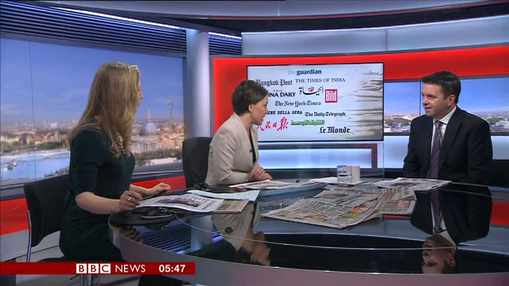 Where and how to watch BBC World News