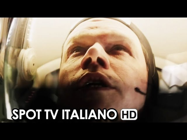 Sopravvissuto - The martian Spot 'Transmit' (2015) - Matt Damon Movie HD