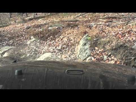 Jeep Off Roading with my son at Rausch Creek Music Video