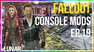 Construct a custom companion - Fallout 4 Console Mods Week 19