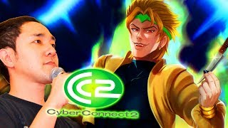 Hiroshi Matsuyama Cyber Connect 2 CEO Talks JOJO's Bizzare Adventure Game!