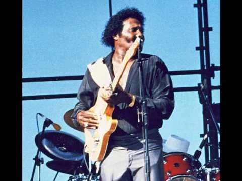 Albert Collins-The Moon Is Full
