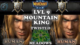 Grubby | Warcraft 3 The Frozen Throne | HU v HU- LVL 9 Mountain King - Twisted Meadows