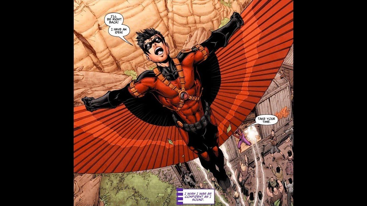 Read Red Robin Comics Online