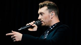 "Sam Smith - 「T in the Park 2015」でのライブから""Lay Me Down""の映像を公開 thm Music info Clip"