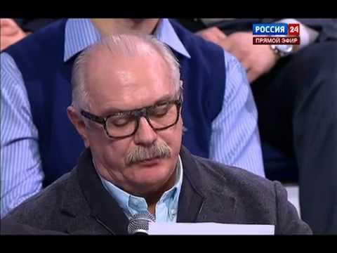 Вопрос Михалкова Путину | Глеб Харитонов