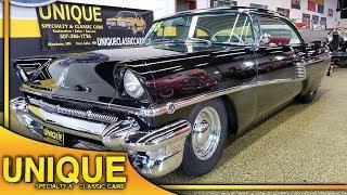 1956 Mercury Monterey 2 door hardtop for sale