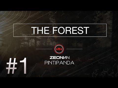 Korkanın Çocuğu Olmaz ! | The Forest w/ PintiPanda #1