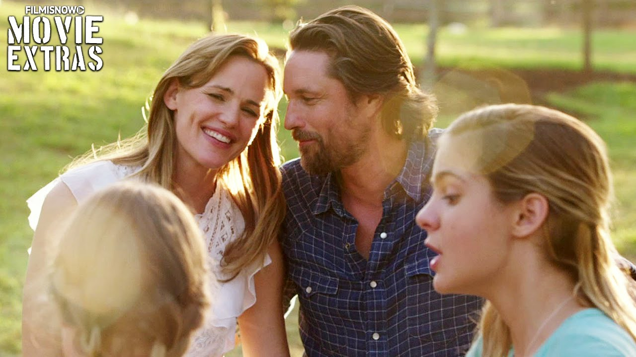 Miracles from Heaven 'Beam Family Miracle' Featurette (2016)
