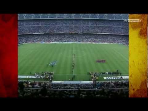 برشلونة 3×2 فالنسيا | 17/06/2001 | FC Barcelona 3×2 Valencia